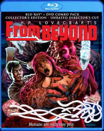 Stuart Gordon, Charles Band, Lovecraft, Jeffery Combs, Re-Animator