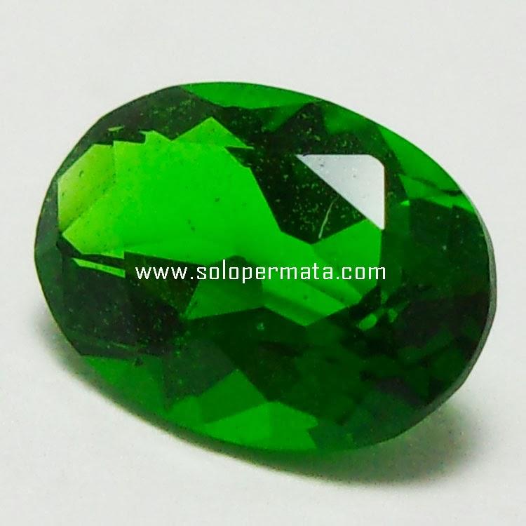 Batu Permata Prasiolite QUartz - 26A10