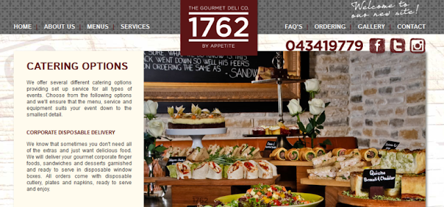 leading catering company in the UAE