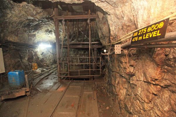 mining process of bogala graphite mine