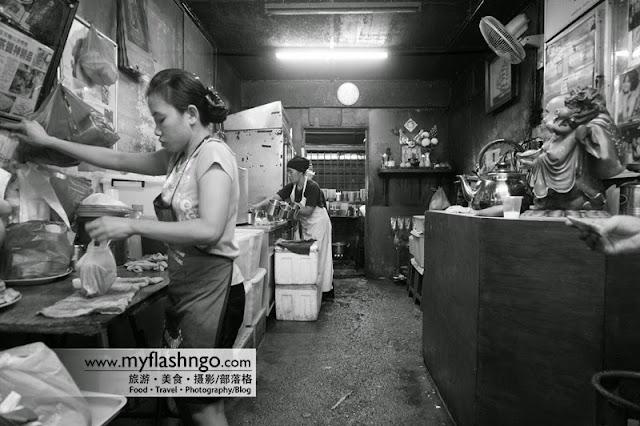 吉隆坡美食 | 早餐吃猪肠粉喝海南茶 @ Pasar Imbi