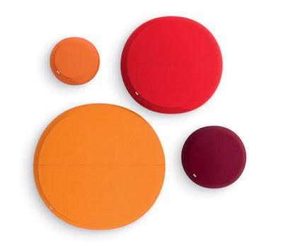 kanepe, mobilya, renkli, yuvarlak,turuncu,kırmızı
