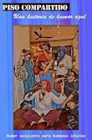 Humor Azul la novela. En venta aqui