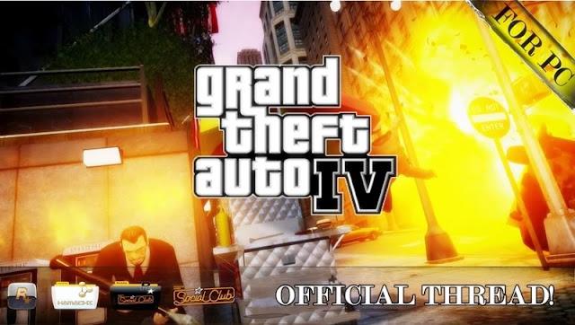 GTA IV HD Cover