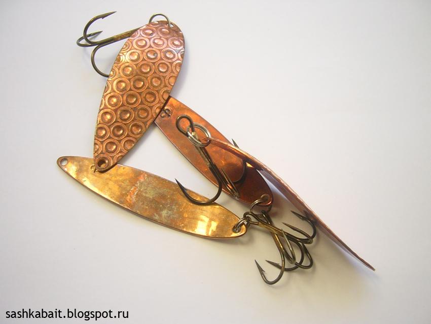 колебалки для щуки самые уловистые