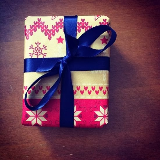 cute wrapped christmas presents