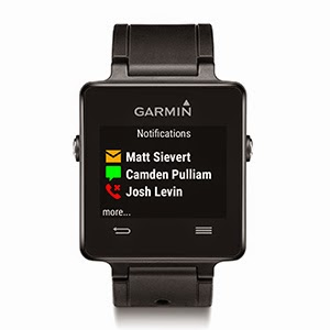 Garmin VivoActive Smart Watch Fitness Tracker