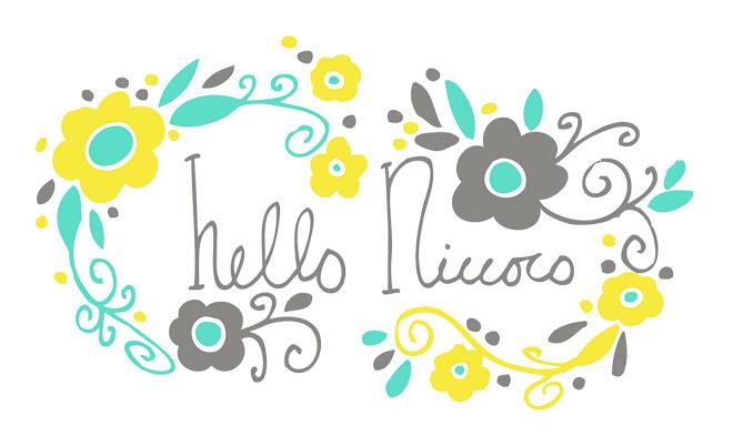 Hello Niccoco design by Nicole Duquette