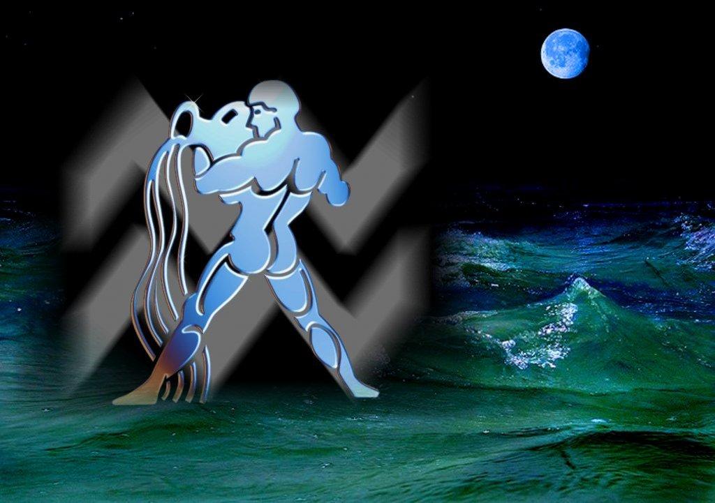знакомство луна в водолее