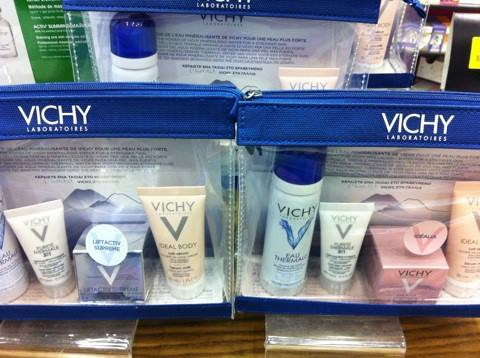 Vichy travel pack!