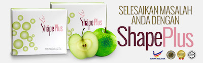 Shape Plus apple slimming juice
