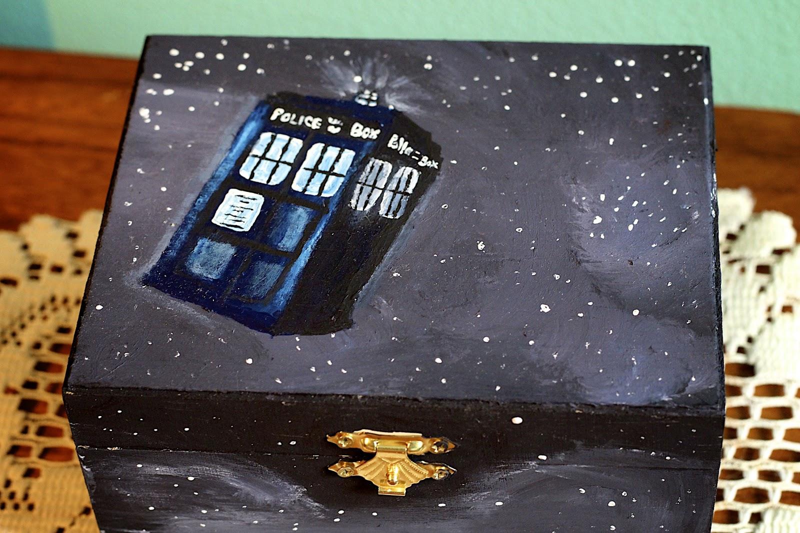 lexalex doctor who jewelry box