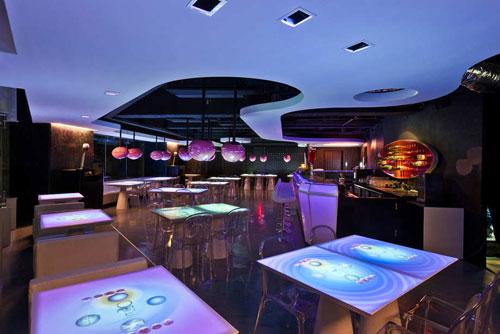 Restaurant Business 5 Most Famous Hi Tech Restaurants