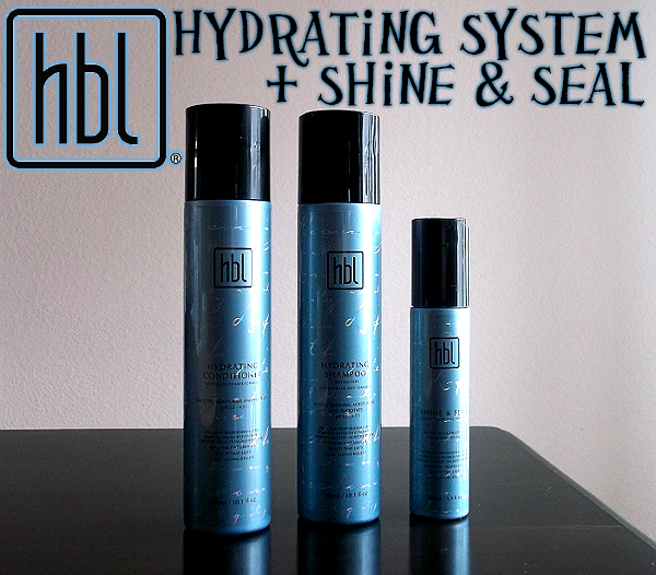 HBL Shine & Seal and Hydrating Systems