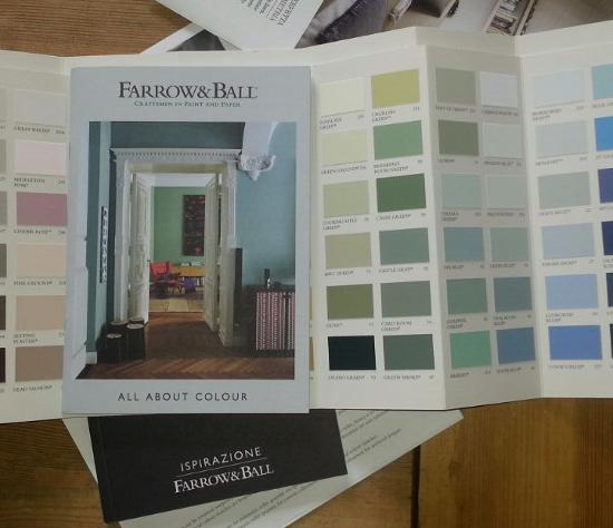 Terra di siena colore per pareti best terra di siena - Tavolozza colori per pareti ...