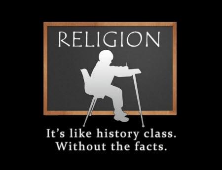 Sobre la religión...