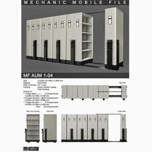 Mobile File System Mekanik Alba MF AUM 1-04