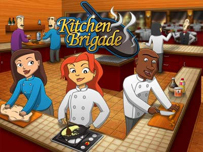 Free pc games Kitchen Brigade