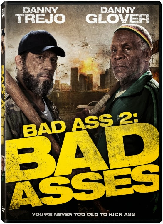 Bad Ass 2: Ação em Dobro Torrent Dual Áudio Bluray 720p