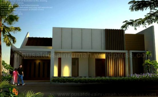 rumah fasade minimalis  Flickr   Photo Sharing