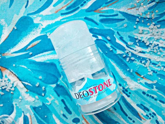 DeoStone минеральный кристаллический дезодорант