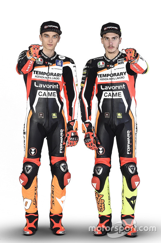 2017 Moto 2  Forward Racing Team