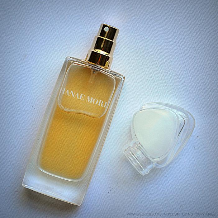 Hanae Mori Eau de Parfum Spray for Women Fragrances Designer Perfumes Blog Review