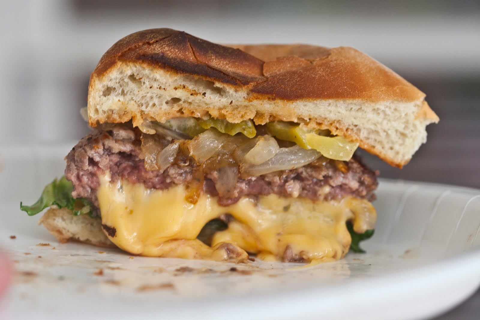 Juicy Lucy Burger (aka Jucy Lucy) Recipes — Dishmaps