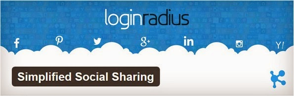 Simplified Social Sharing plugin for WordPress