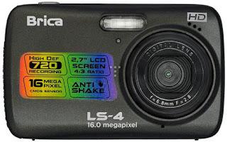 harga kamera digital murah brica ls4