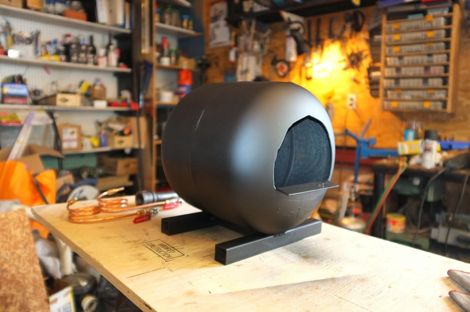 Blacksmith co forge au gaz partie 3 - Forge a gaz ...