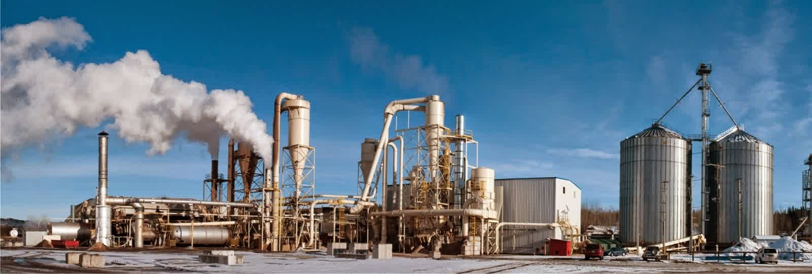 Wood Pellet Plant ~ Become the major player of wood pellets in asia and world