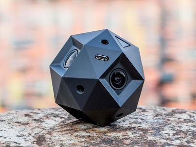 Must Have Wireless Gadgets - Sphericam 2