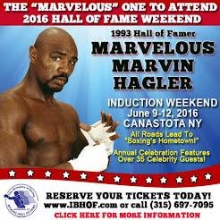 Marvelous Marvin Hagler Calls Canastota, NY Home