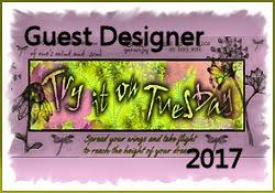 I'm a Guest Designer