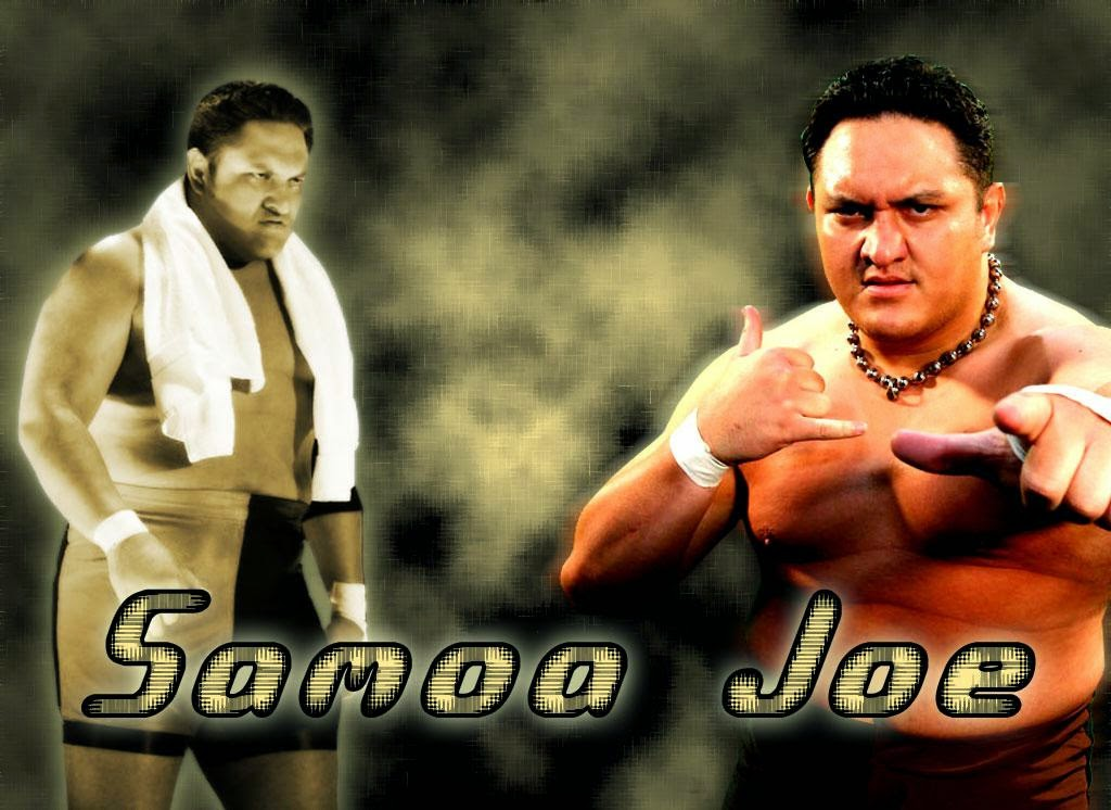 Samoa Joe Hd Wallpapers Free Download