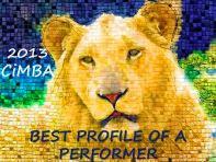 2013 CiMBA Award