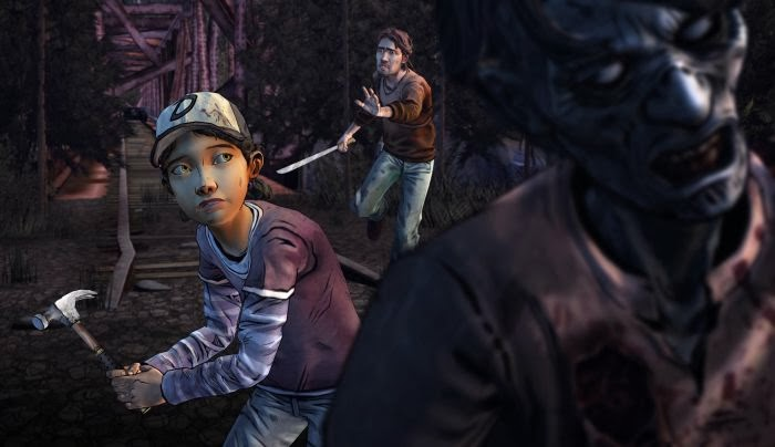 The Walking Dead Season 2 Episode 2 screenshot