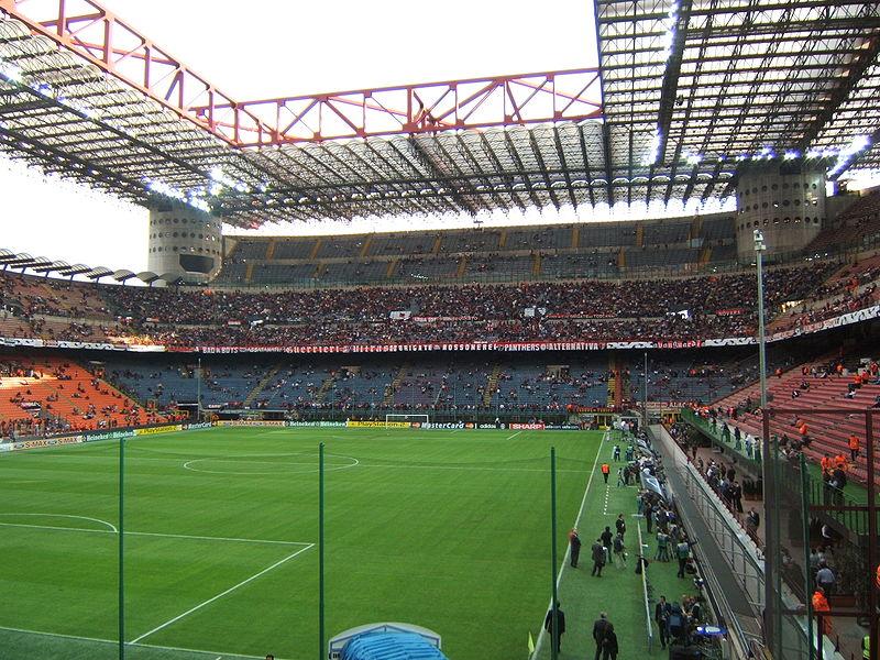 stadium soccer milan ac - photo #10