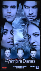 Assistir The Vampire Diaries 8 Temporada Online Dublado e Legendado