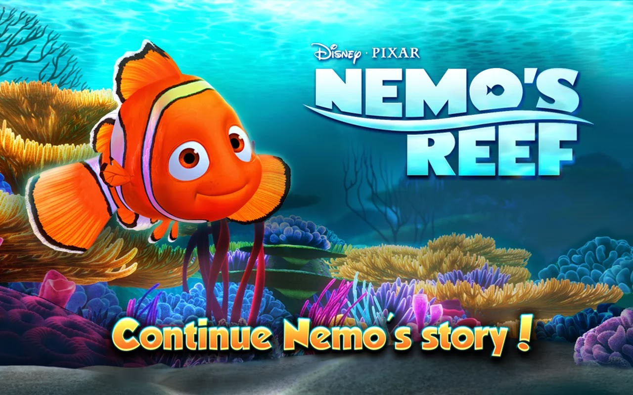 Nemo's Reef v1.5.1 Mod [Unlimited Algae/Bubbles/Energy]