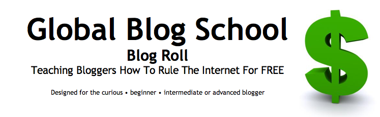 Global Blog School Blog Roll
