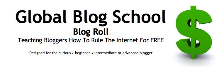 Global Blog School Blog Roll