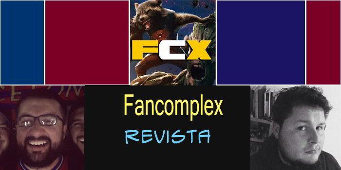 Tavo Vargas, Bryan CG y todo el equipo de Revista Fancomplex