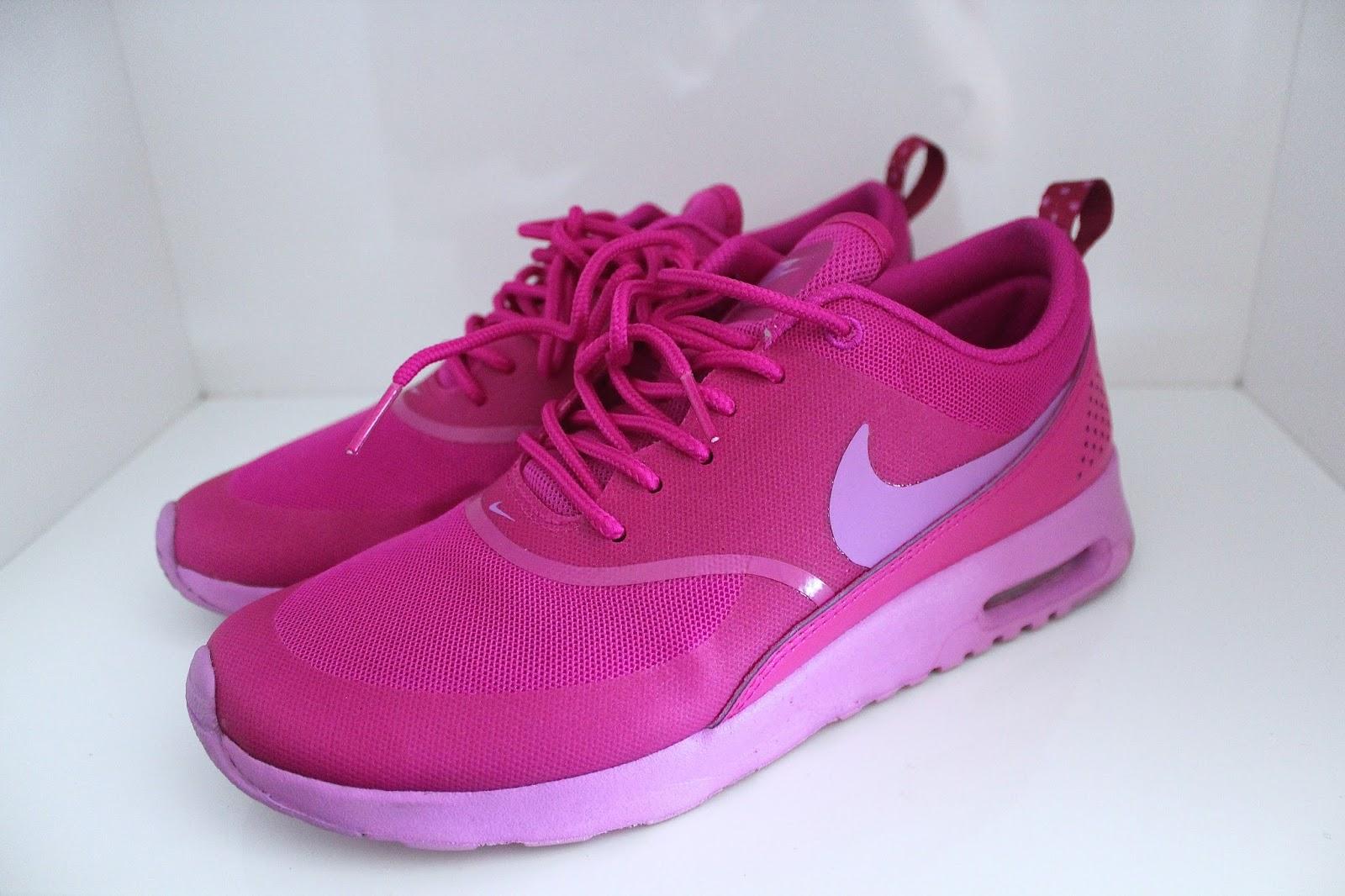 Nike Air Max Thea Fucsia