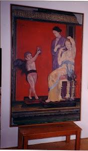 64 AD Mural Panel