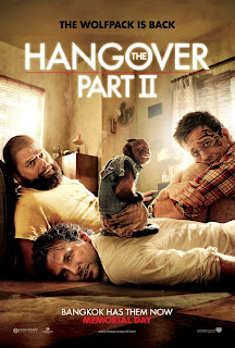 The Hangover Part II 2011 Hindi dubbed mobile movie poster