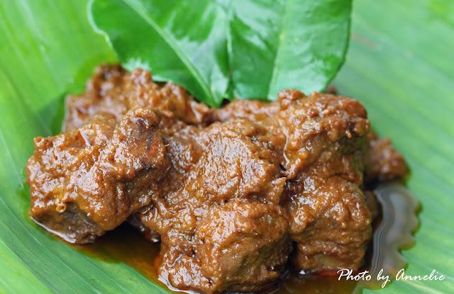 Sandbergs receptblogg: Beef Rendang, kryddig Malaysisk Coconut Beef