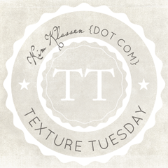 http://kimklassen.com/texture-tuesday-faffing-or-wrapping-edition/