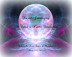 September: Psychic Development Course